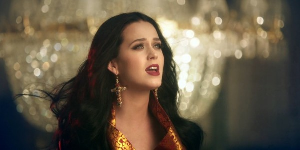 Katy Perry true personality. She is confident, sincere and spiritual